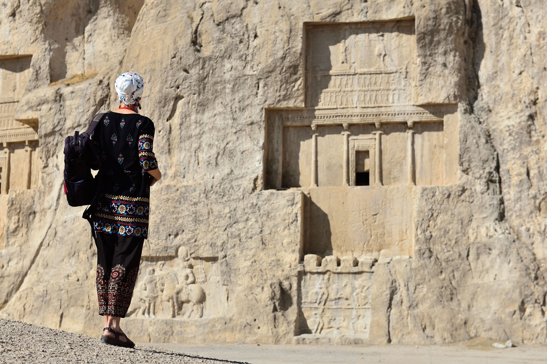 Iran tomba Dario Naqsh-Rustam