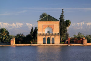 Marocco Marrakech Menara