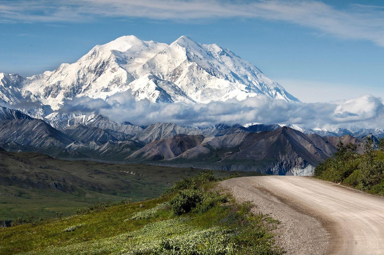 Alaska Denali Monte Mckinley