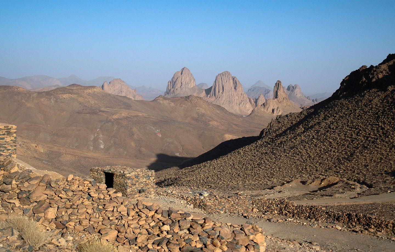Hoggar e Assekrem, Algeria