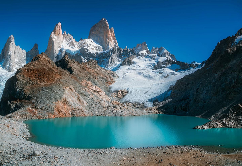 Argentina Patagonia Monte Fitz Roy