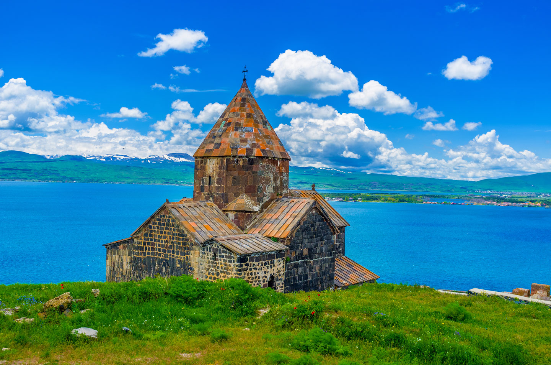 Lago Sevan Armenia