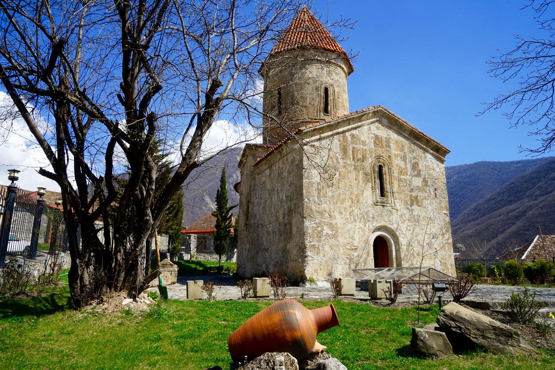 Azerbaigian Kish