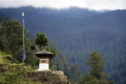 Bhutan Foresta Natura Ecoturismo