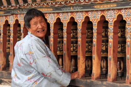 Bhutan Religione Persona