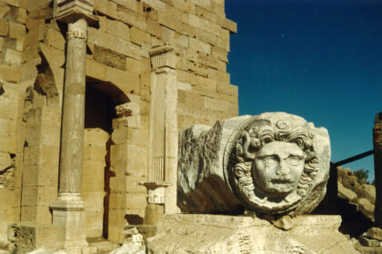 Libia Leptis Magna