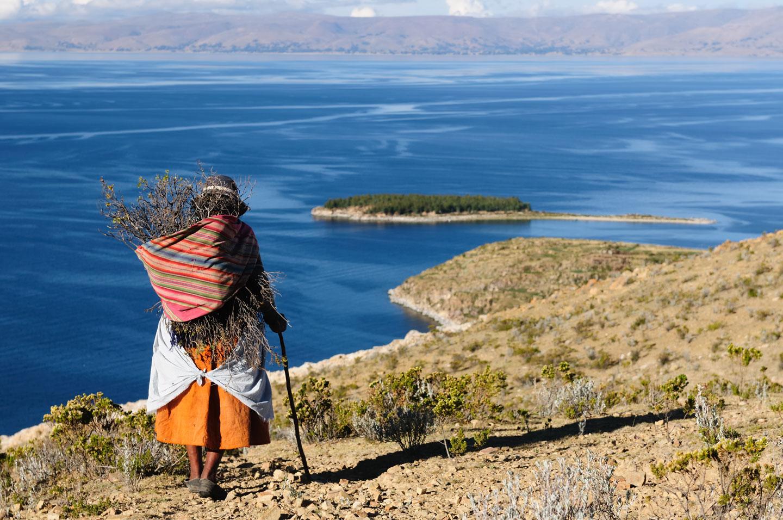 Lago Titicaca e Isla del Sol, Bolivia