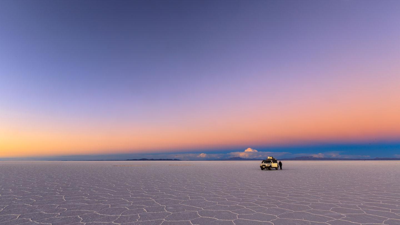 Bolivia Salar di Uyuni
