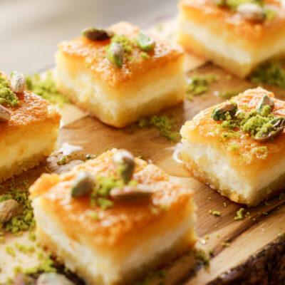 Cucina Etnica Giordania Dolci Medio Oriente