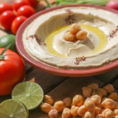 Cucina Etnica Hummus