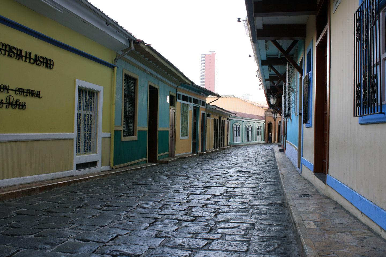 Ecuador la città di Guayaquil