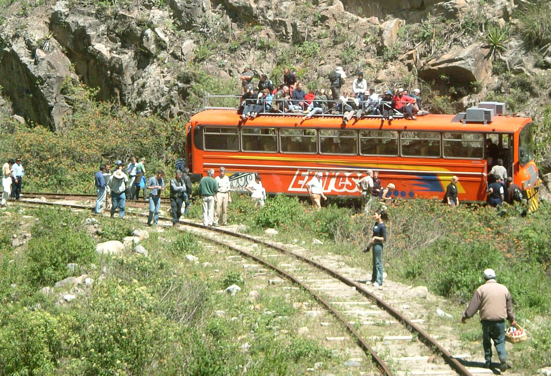 Ecuador Treno delle Ande