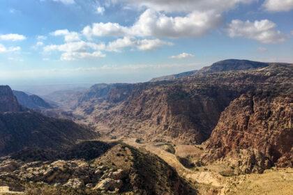 Giordania Wadi Dana