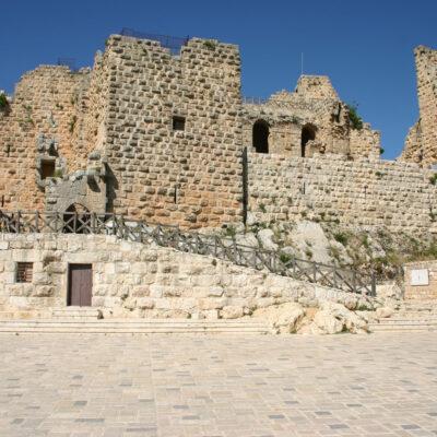 Giordania Ajloun Castello