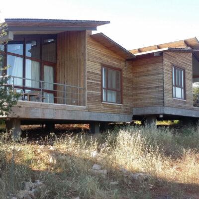 Giordania Ajloun Lodge