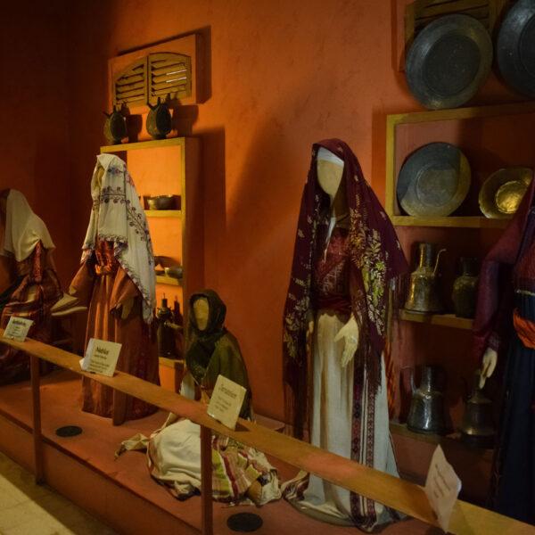 Amman Museo del Folkore
