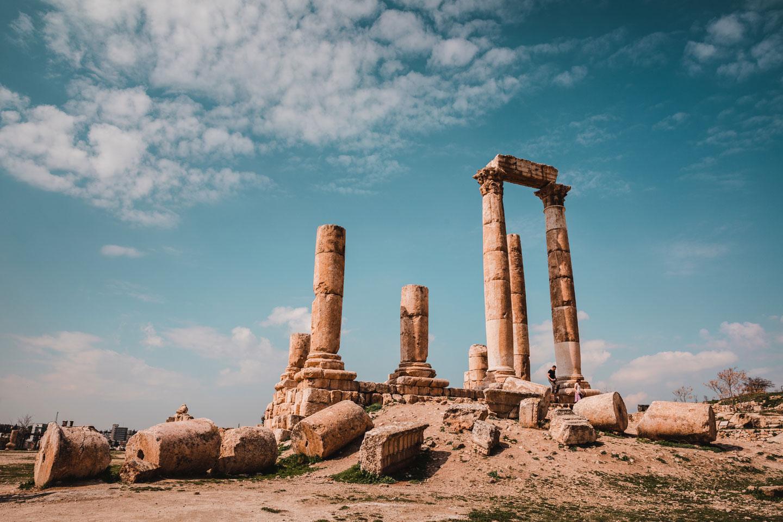 Tempio di Ercole, Amman