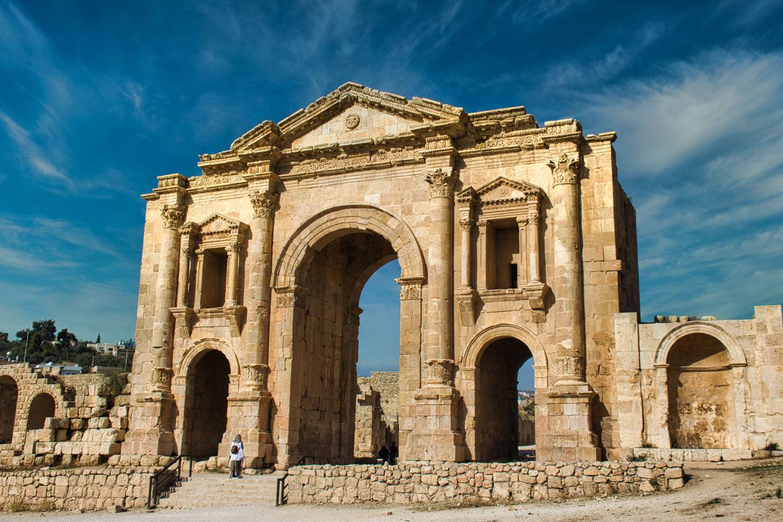 Jerash l'antica Gerasa