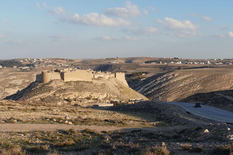 Il Castello crociato di Shobak, Giordania