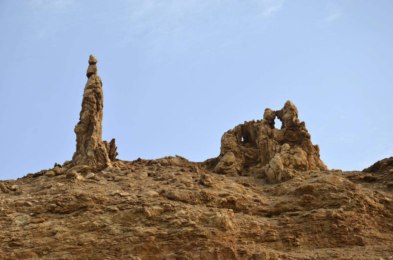 Grotta di Lot Mar Morto Giordania