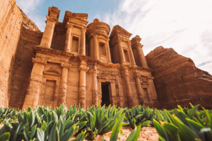 Petra il Monastero Giordania