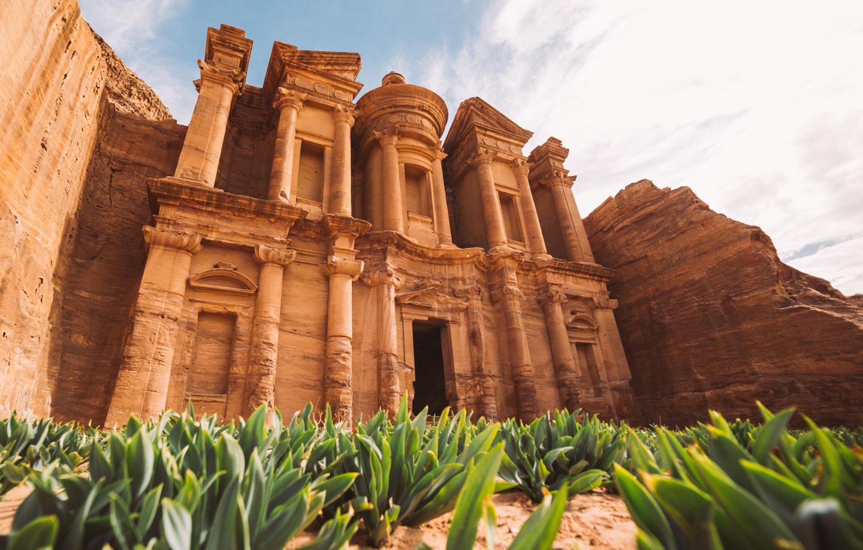 Monastero El Deir Petra