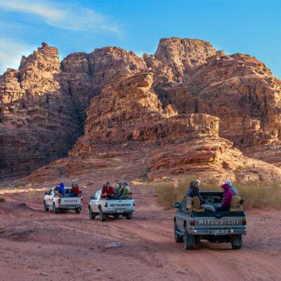 Wadi Rum Tour Giordania