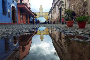 Guatemala Antigua Arco Santa Catalina