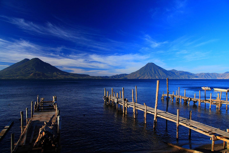 Gautemala Lago Atitlan
