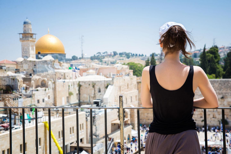 Gerusalemme Western Wall