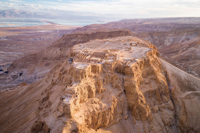 La fortezze di Masada, Israele