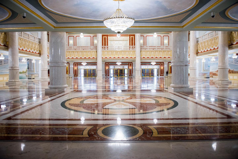 Teatro dell'Opera Astana Kazakistan