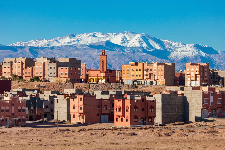 Ouarzazate, Marocco