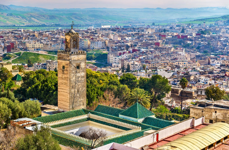 Marocco, la medina di Fes