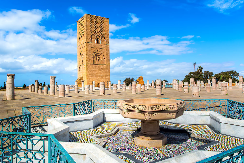 Rabat, la capitale del Marocco