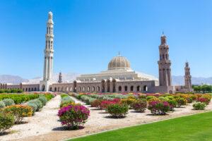 Grande Moschea Sultano Qabus, Oman