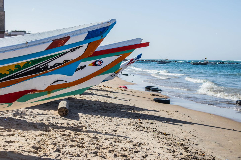 Senegal Mare e Spiagge