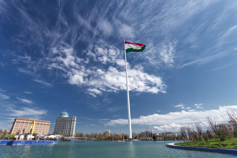 Dushanbe, la capitale del Tagikistan