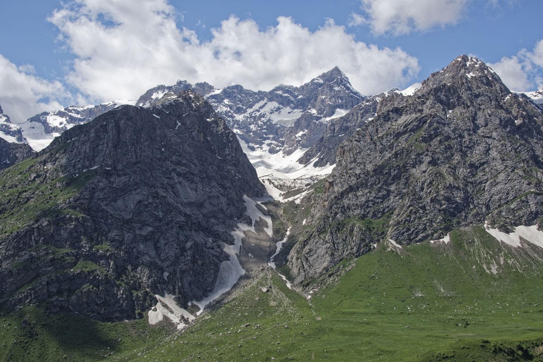 Tagikistan Monti Fan