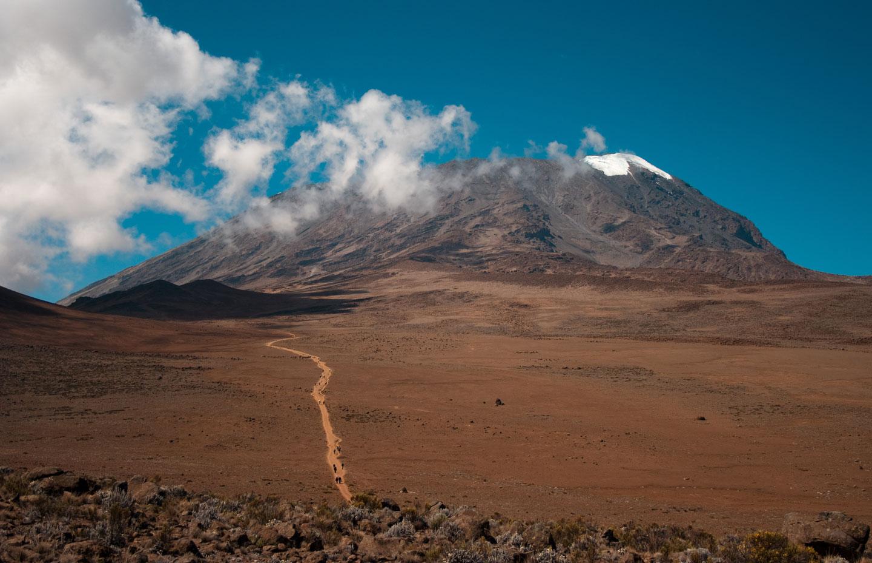 Tanzania Monte Kilimanjaro
