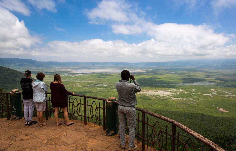 Tanzania Cratere Ngorongoro