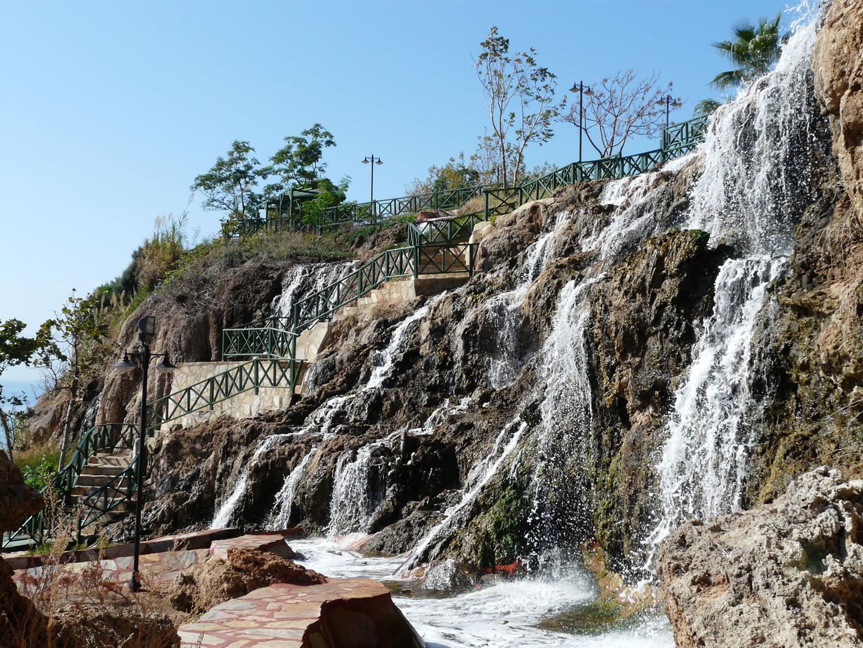 Antalya Duden cascata
