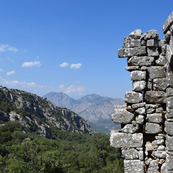 Antalya Turchia Termessos