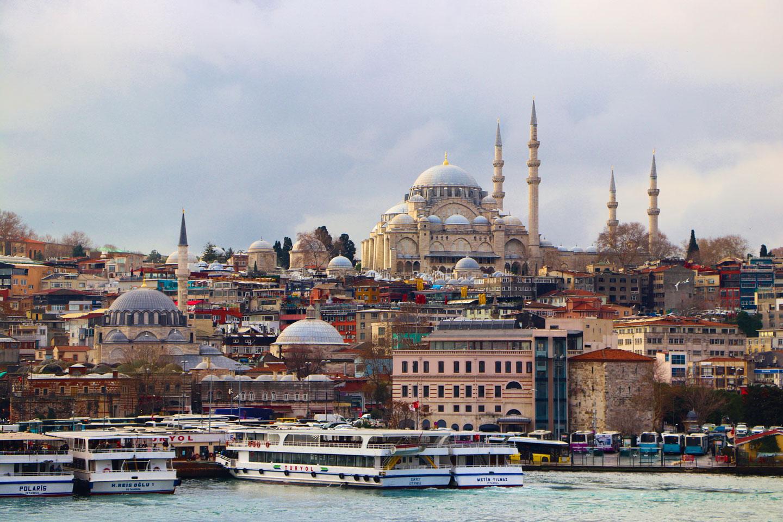 lstanbul, il quartiere di Sultanahmet, il centro storico
