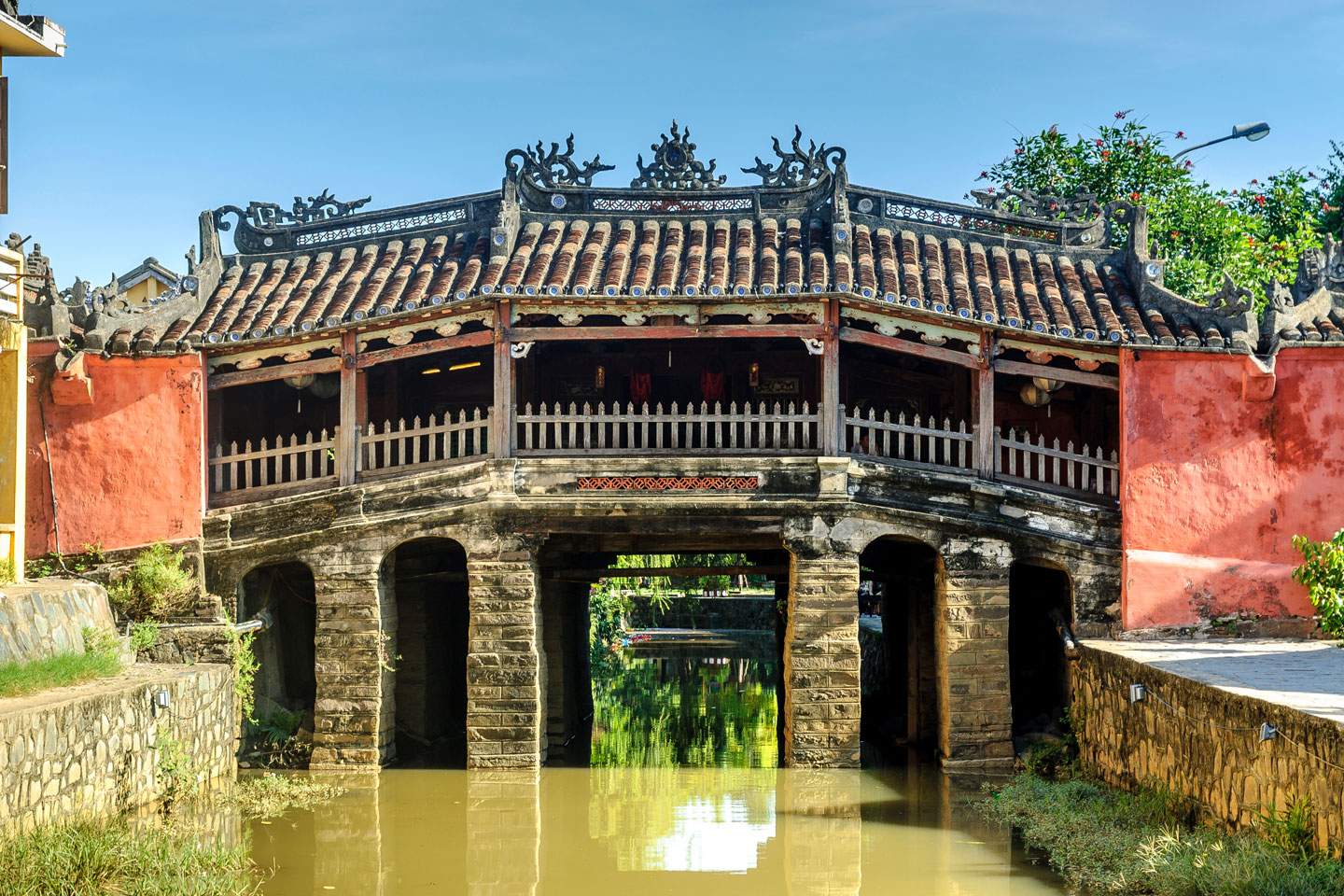 Vietnam Hoi An ponte giapponese