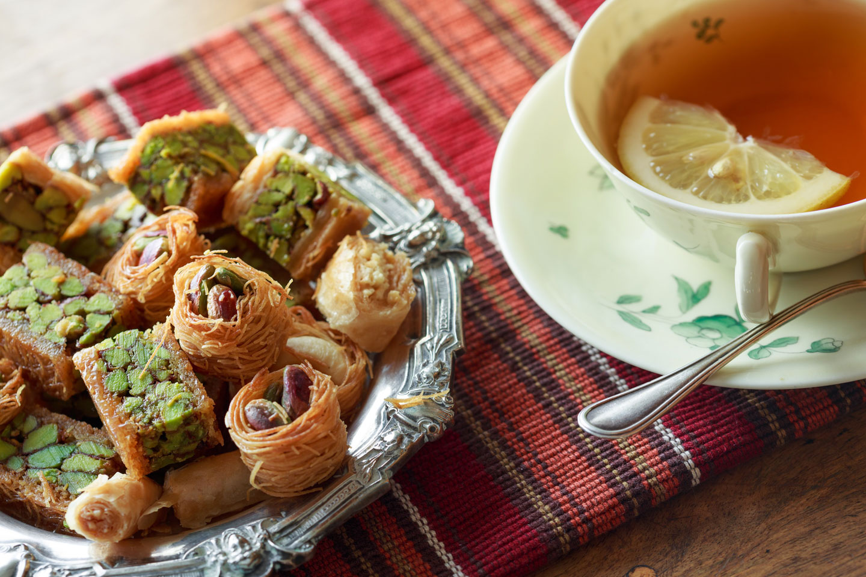 Cucina Etnica Dolci Siria
