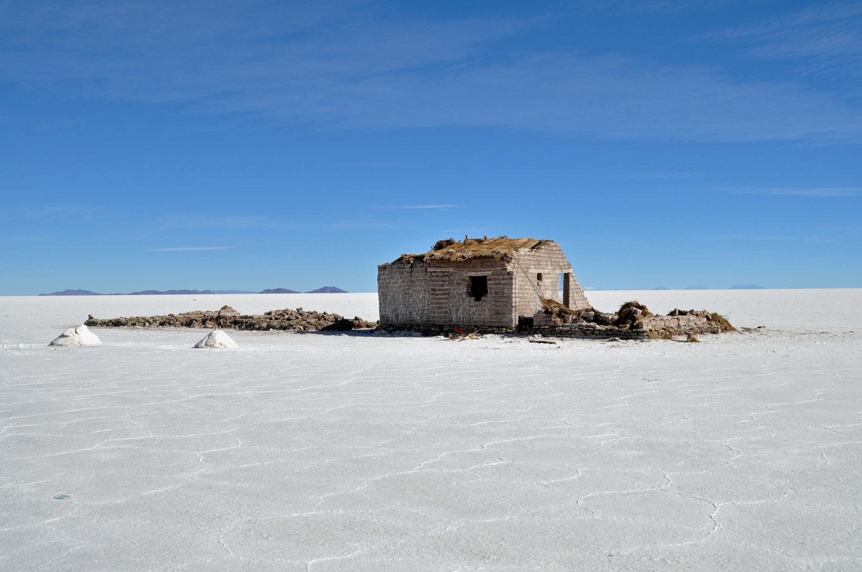 Bolivia Salar Uyuni