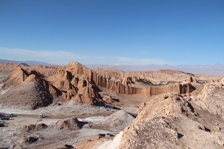 Cile Atacama Valle della Luna