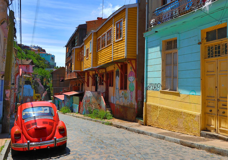 Valparaiso Cile