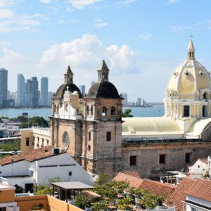 Cartagena Panorama Città